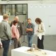 Eröffnung der begleitenden Ausstellung Foto: T. Heitmann