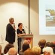 Rolf Wicker, Dr. Simone Tippach-Schneider Foto: T. Heitmann