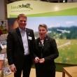 Udo Sonnenberg (Geschäftsführer des DAI) und Stephanie Egerland-Rau (Vorstandsvorsitzende)