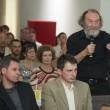 Statements aus dem Publikum (Foto H. Schacht)
