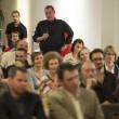 Diskussion unter reger Beteiligung der Teilnehmer des Forums (Foto: H. Schacht)